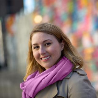 Ashlee Reilly, online mba students at johns hopkins carey business school
