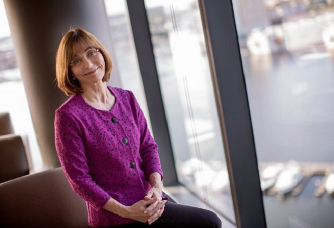 Kathleen Sutcliffe Joins Carey Faculty as Bloomberg Distinguished Professor image