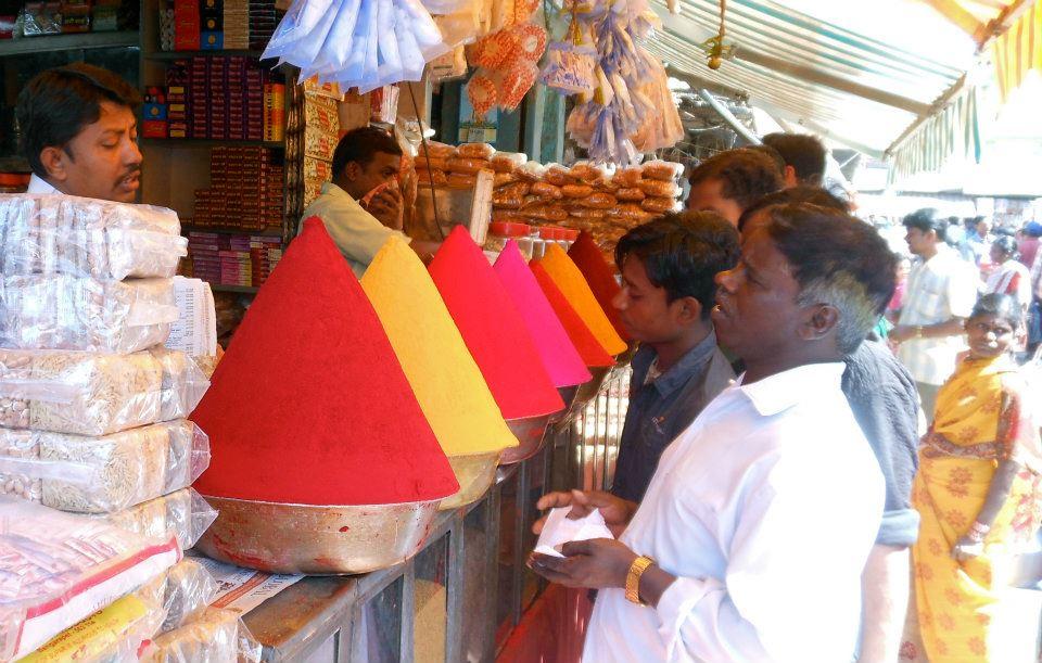 Bangalore marketplace