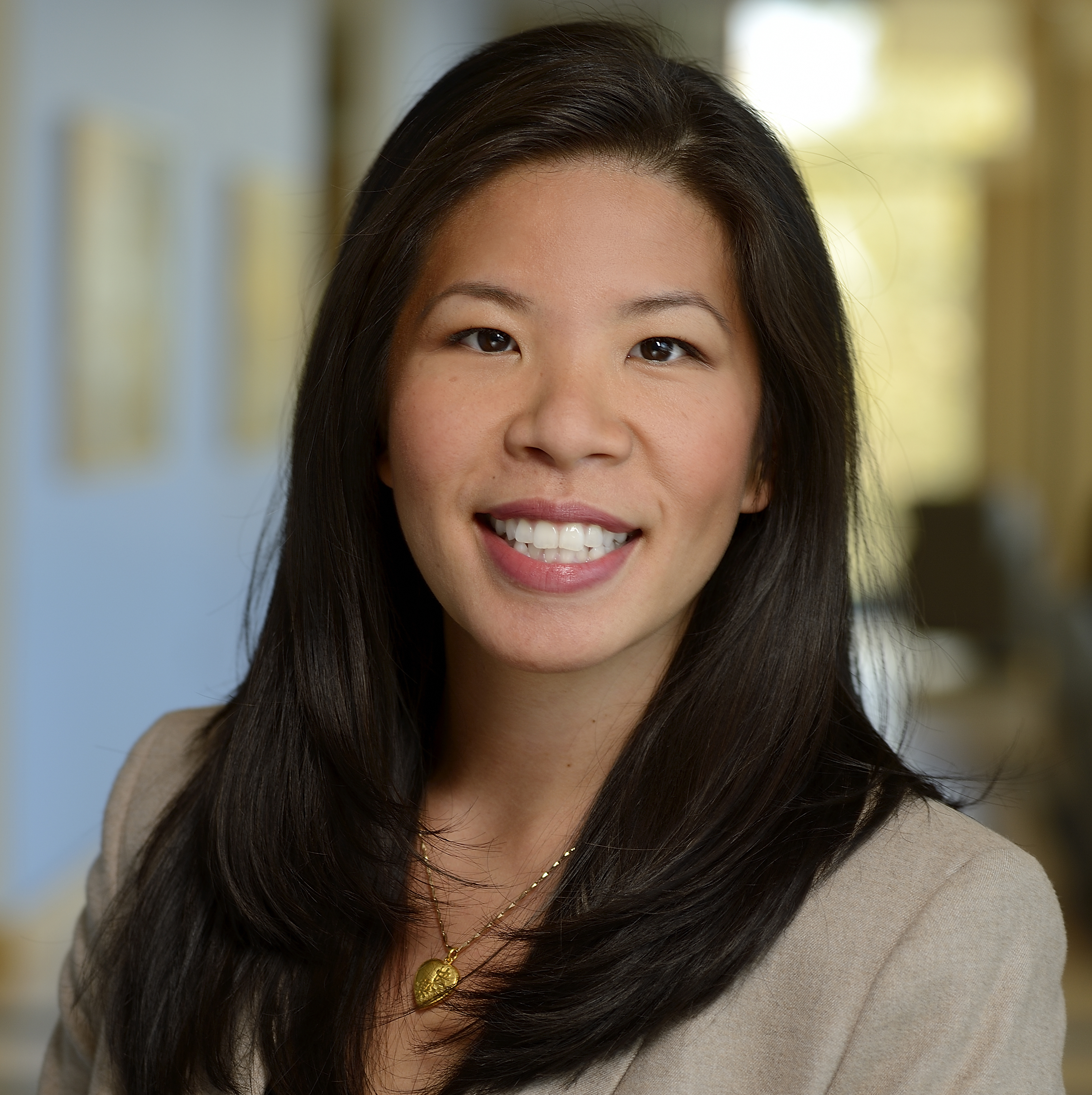 Jessica Yen, Associate Director of Admissions