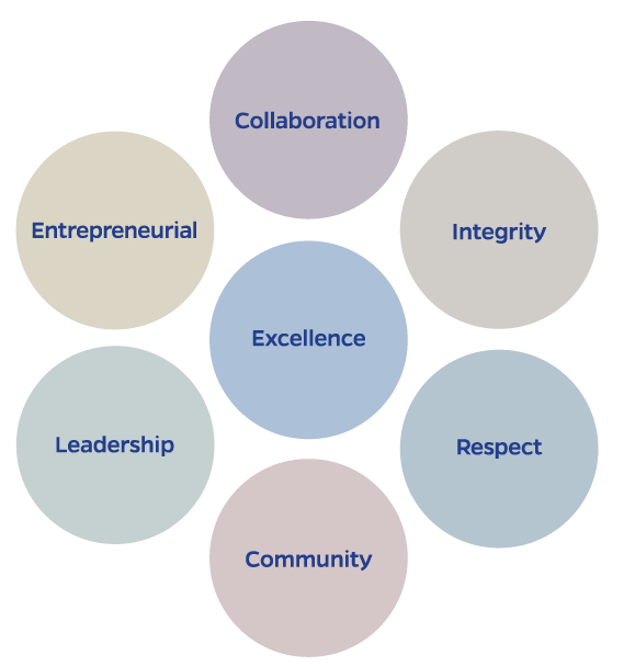 Values Chart Image