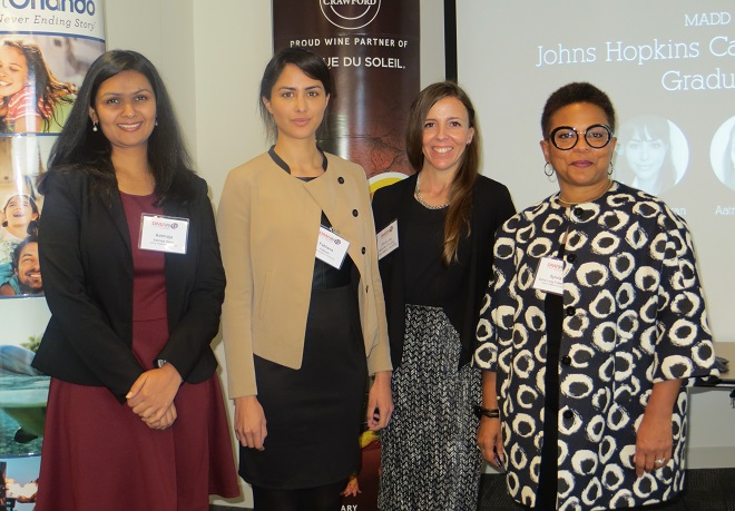 Students Win Case Competition