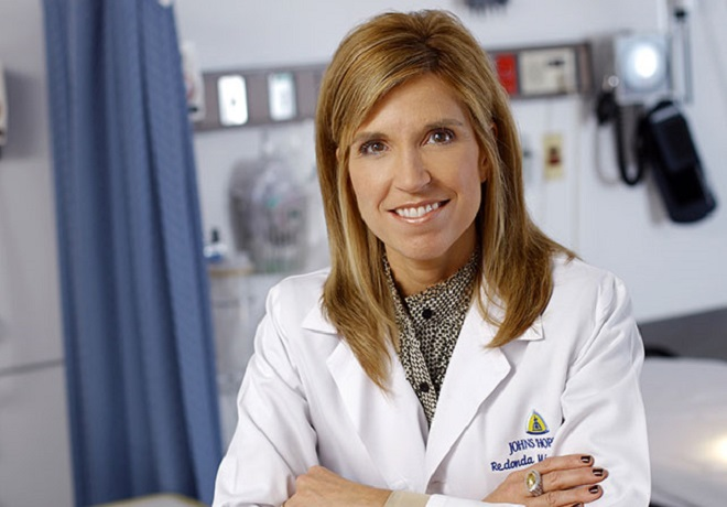 Miller (MBA, '04) Is First Woman Named President of Johns Hopkins Hospital image