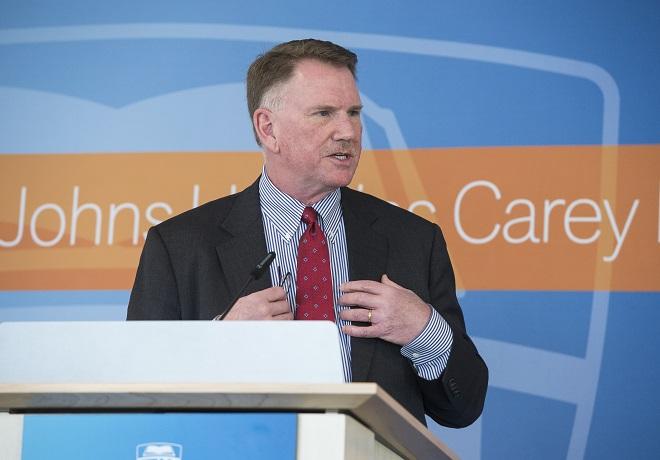 Legg Mason CEO Visits Carey image