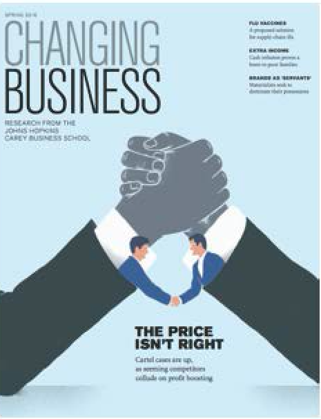 New Issue of Carey's 'Changing Business' Research Magazine Is Now Available image