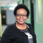 Yvette Gamble, Admissions Officer