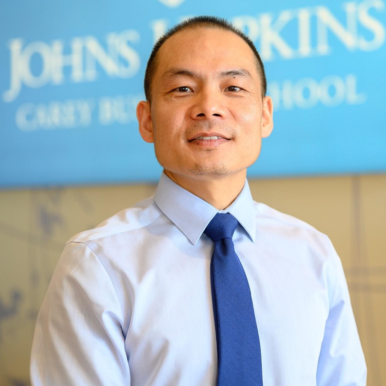 carey business school - Jun Fang